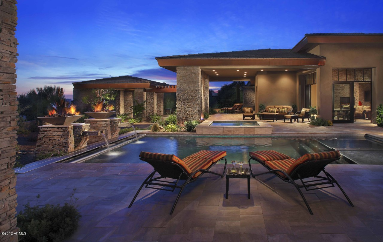 New homes for sale scottsdale paradise valley real estate for Modern home builders phoenix